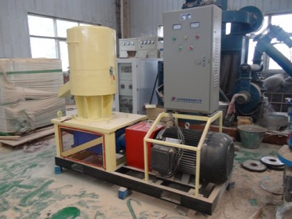 Two different kinds of pellet machine and their advantages