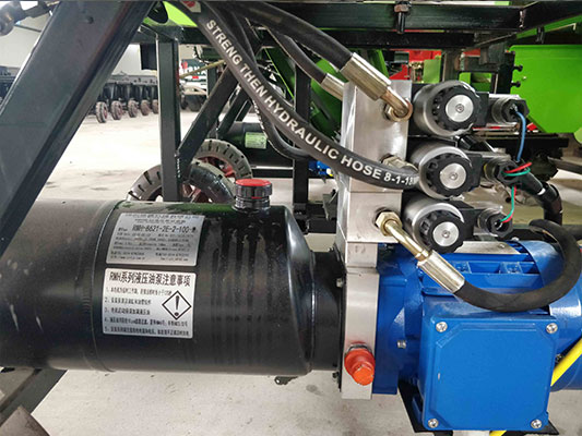 Characteristics of silage round baler