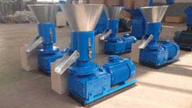 Four electric pellet mills are going to be shipped to Indonesia old friend!